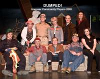 Dumped - A locally written play by Doug Abell and Bruce Iserman